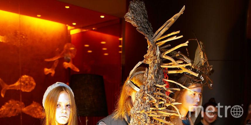 Показ украшений от Sasha&Pasha / фото: Aurora Fashion Week.