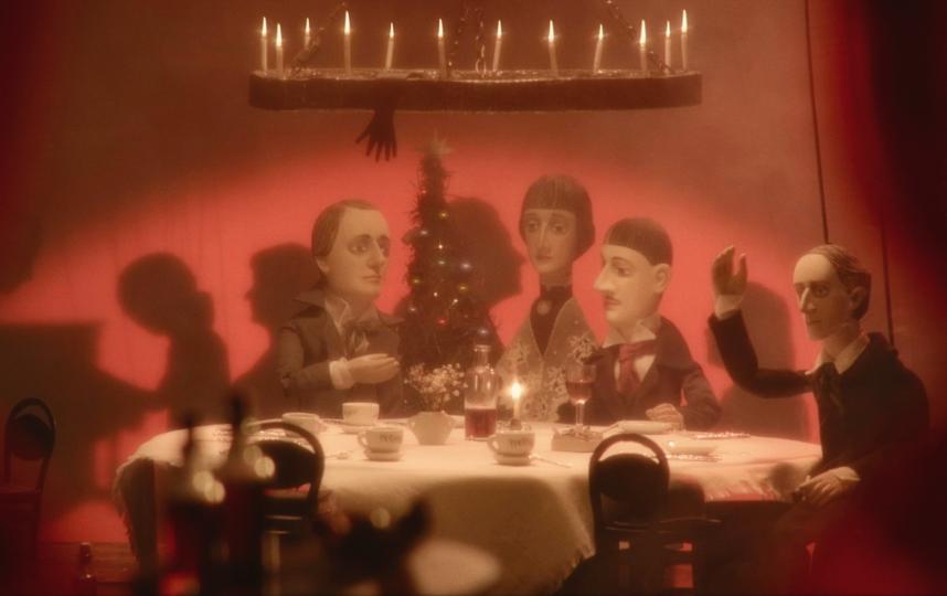 кадры из фильма предоставлены Bosco.
