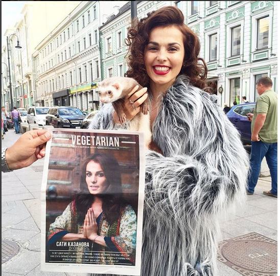 https://instagram.com/satikazanova/.