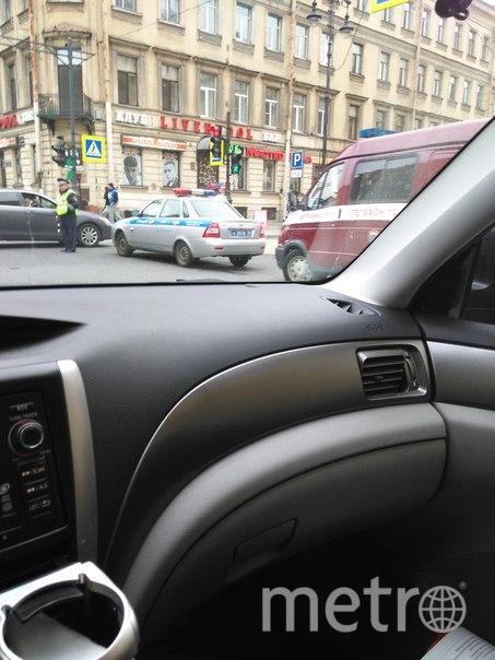 ДТП и ЧП | Санкт-Петербург / vk.com/spb_today.