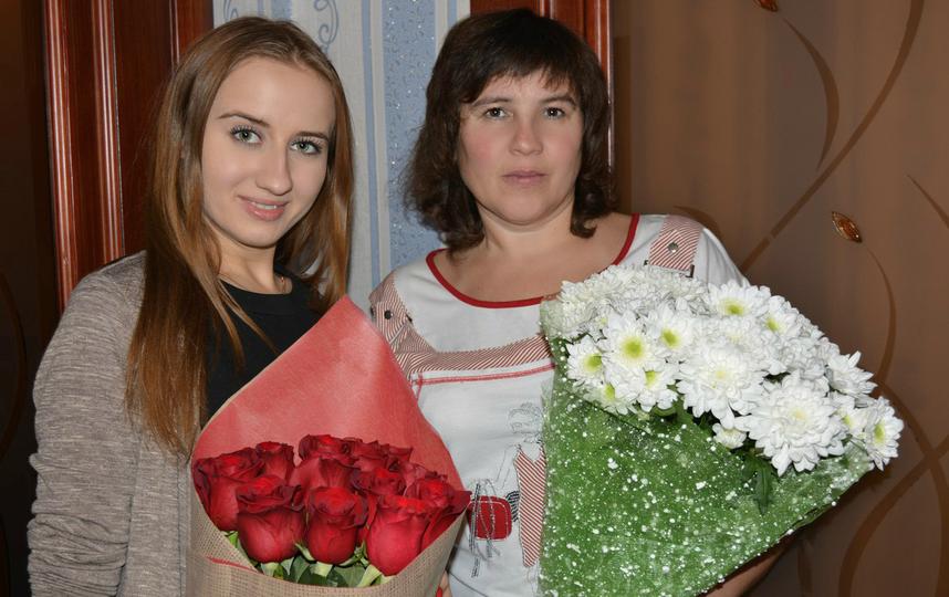 Оксана Атаманова.