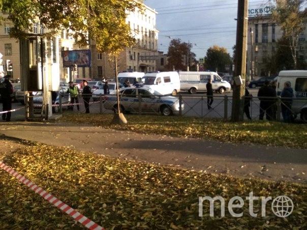 """ДТП и ЧП / Петербург"" / vk.com/spb_today."