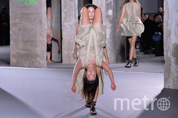 шокирующая эротическая мода видео