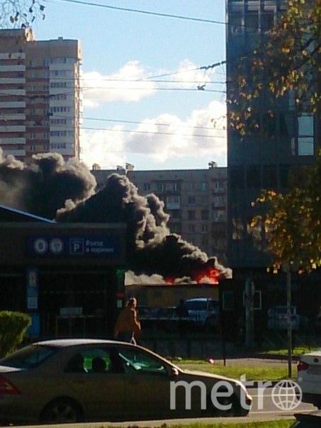 ДТП и ЧП   Санкт-Петербург / http://vk.com/spb_today.