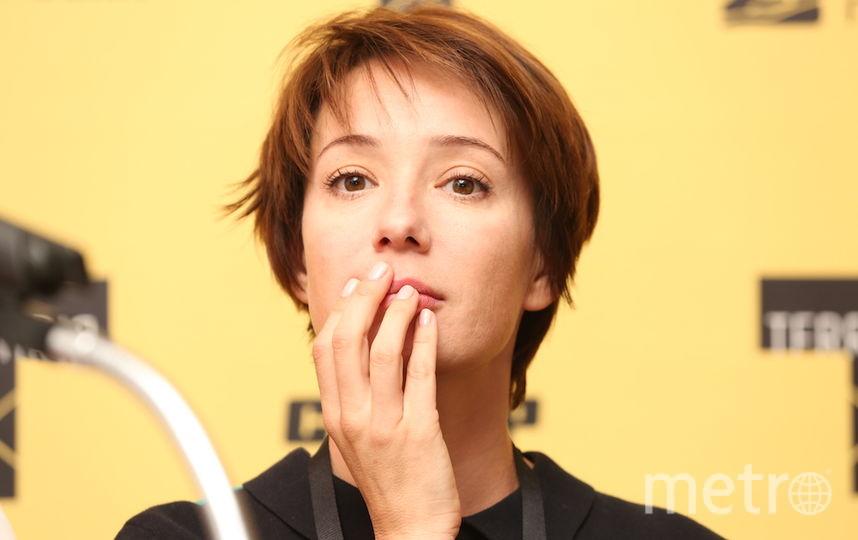 Анастасия Осипова.