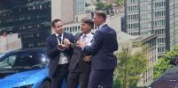 Франкфуртский автосалон-2015 начался с падения главы BMW