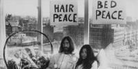 Йоко Оно хочет отметить 75-летие Леннона мировым рекордом