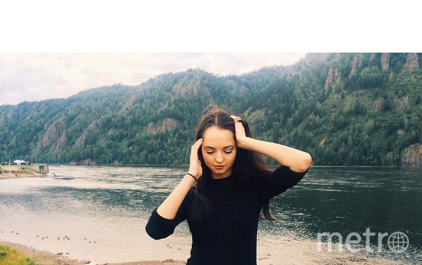 Instagram Кристины Литвиновой.