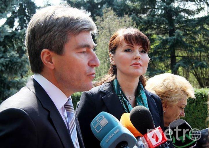 Нина Штански станет женой президента Приднестровья. Новости - Мировые новости. Metro
