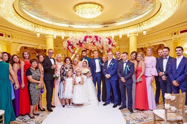Ришат тухватуллин на свадьбе дочери розы сябитовой