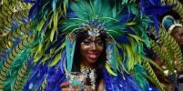 В Британии прошёл Ноттинг-Хиллский карнавал