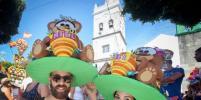 В Испании прошёл фестиваль причудливых шляп