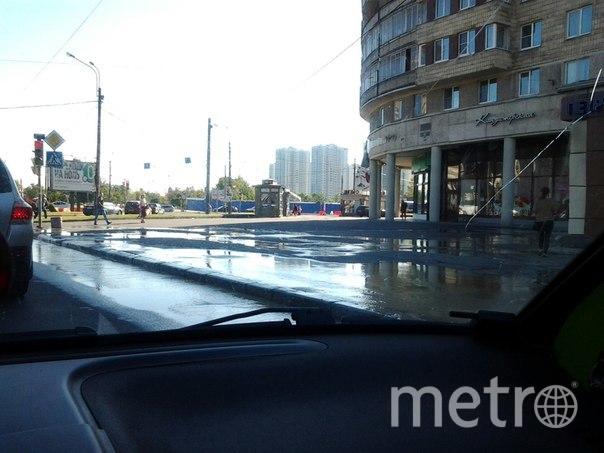 ДТП и ЧП   Санкт-Петербург .
