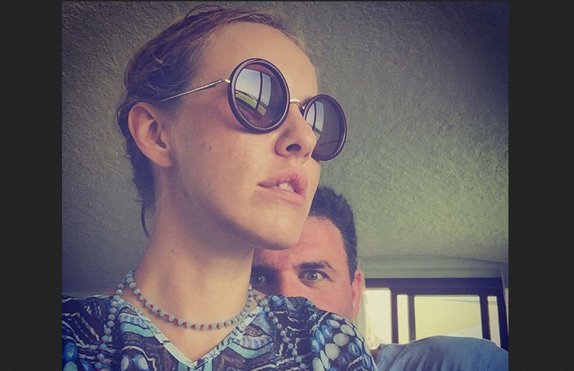 Instagram @xeniasobchak.