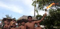 Захватывающее зрелище в Акапулько: ныряльщики прыгнули со скалы