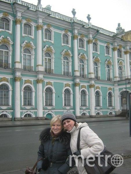 Екатерина Рулёва и её подруга Екатерина.