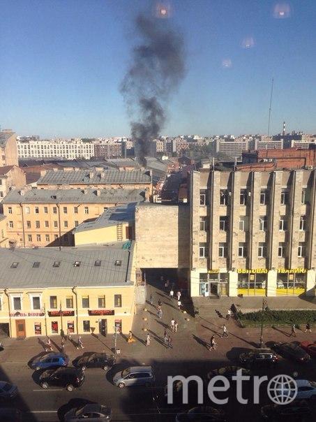 ДТП и ЧП | Санкт-Петербург  / http://vk.com/spb_today.