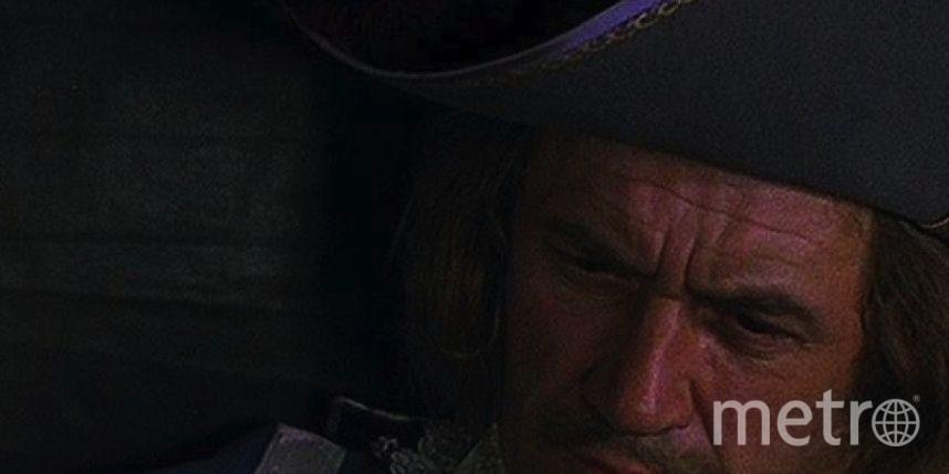 """Кадр из фильма """"Три мушкетёра""""."""