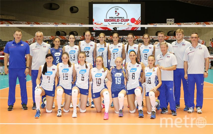 Все фото: worldcup.2015.women.fivb.com.