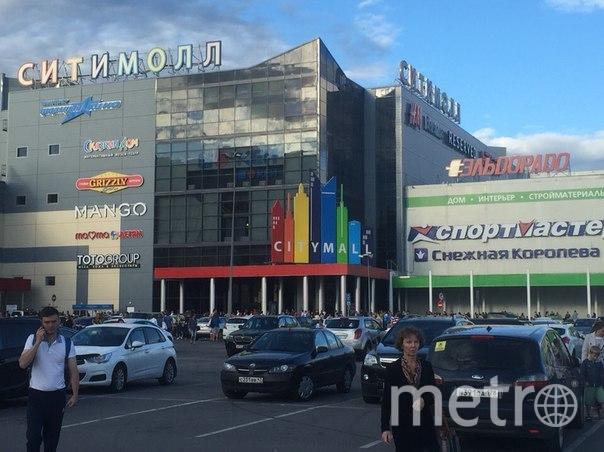 ДТП и ЧП | Санкт-Петербург |http://vk.com/spb_today.