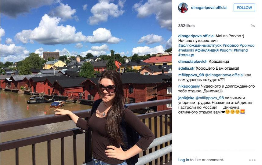 https://instagram.com/dinagaripova.official/.