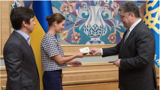 официальный сайт президента Украины.