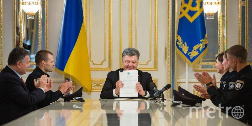 twitter.com/poroshenko.