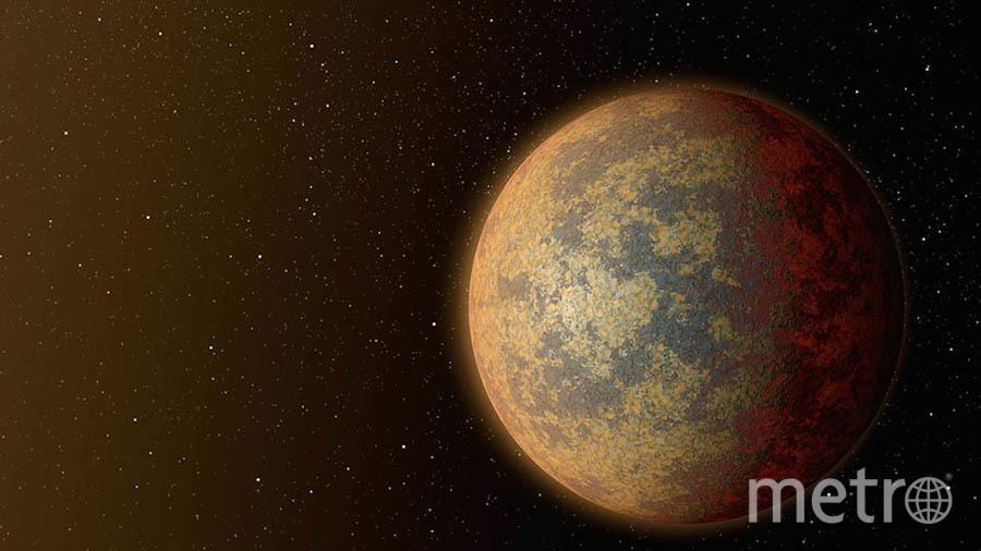 AFP PHOTO / NASA/JPL-CALTECH/R. HURT (IPAC) .