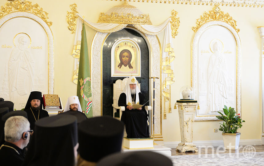 Все фото: www.patriarchia.ru.