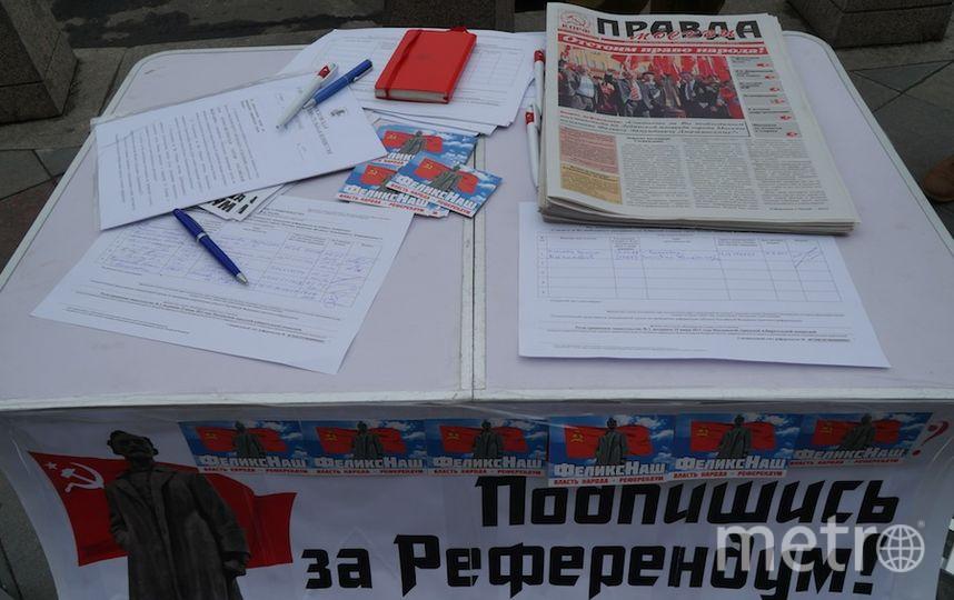 Предоставлено КПРФ, автор Дмитрий Чернышёв.