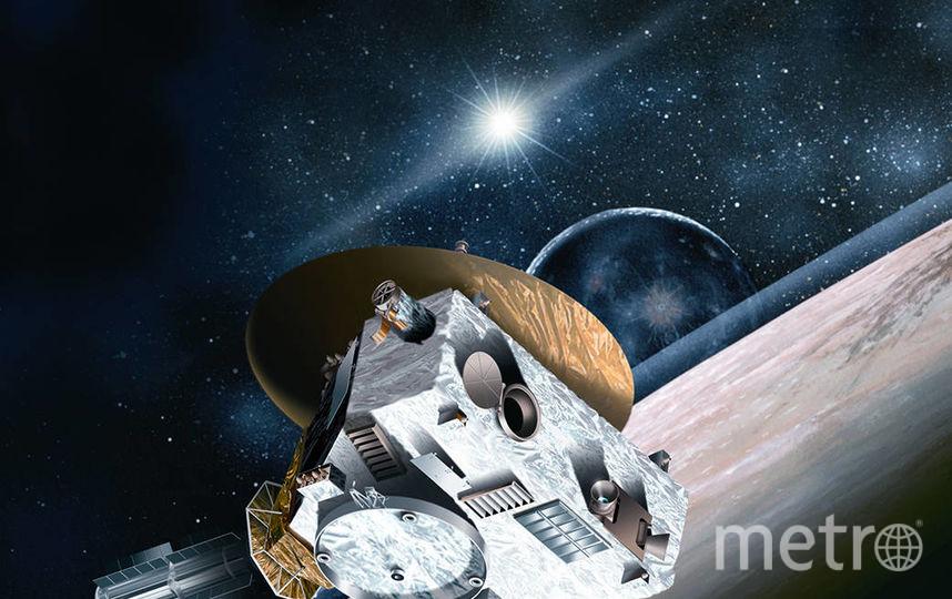 Все фото: НАСА.