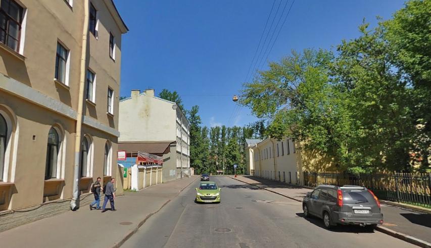 "Скриншот ""Яндекс. Панорам"" ."