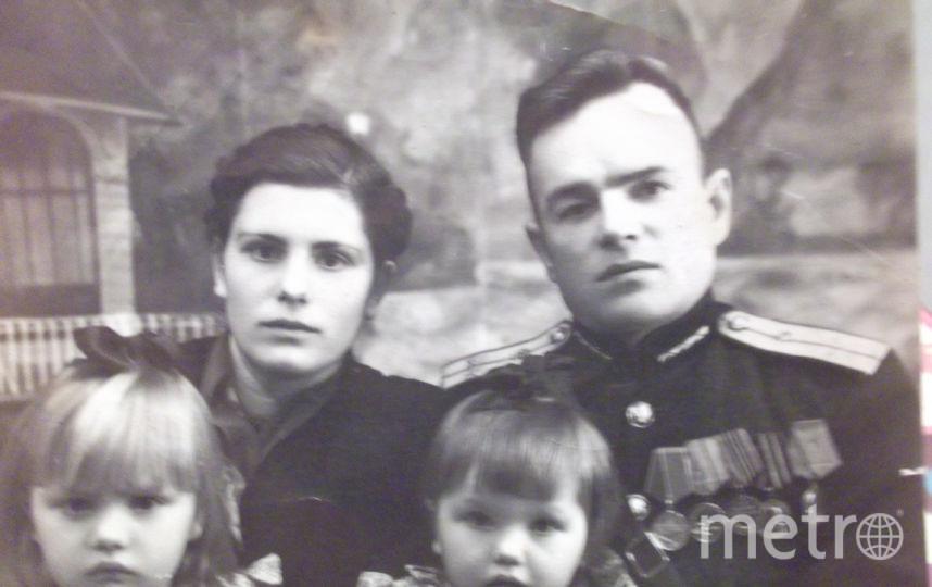 из личного архива Натальи Ежковой.