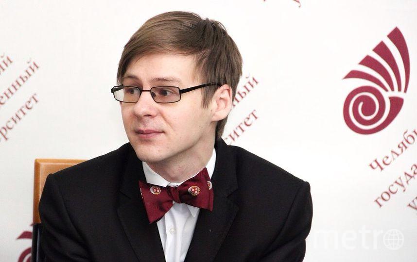 "Личная страница А. Фокина ""Вконтакте""."