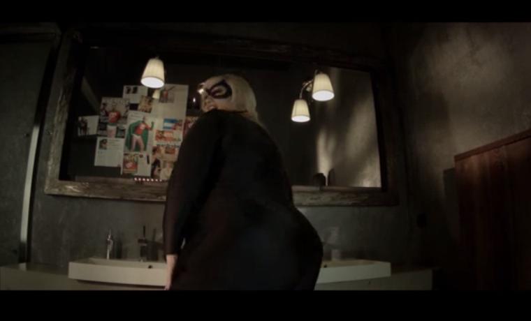 """Скриншот клипа """"My mission is you""""."""