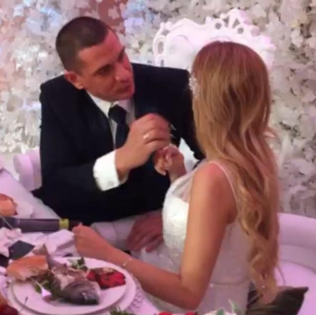 Бородина и курбан фото свадьбы