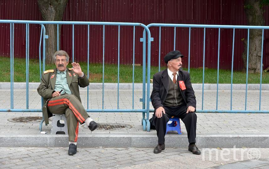 Сталин-Гамлет и Ленин-Фаад.