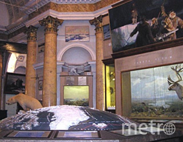 http://www.polarmuseum.ru.