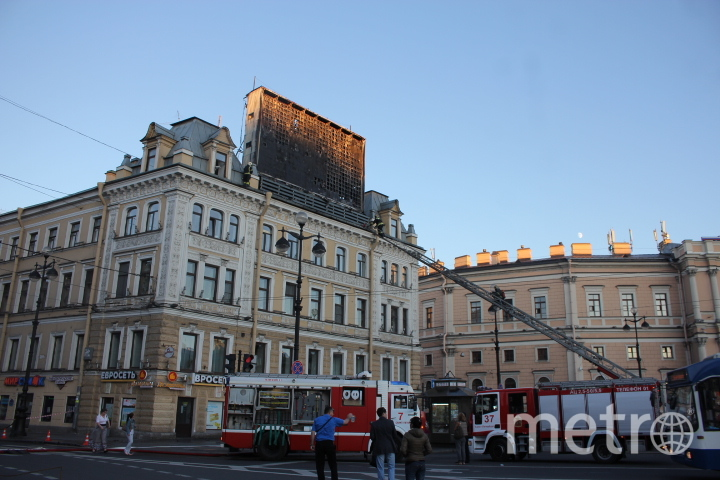 ГУ МЧС по Санкт-Петербургу.