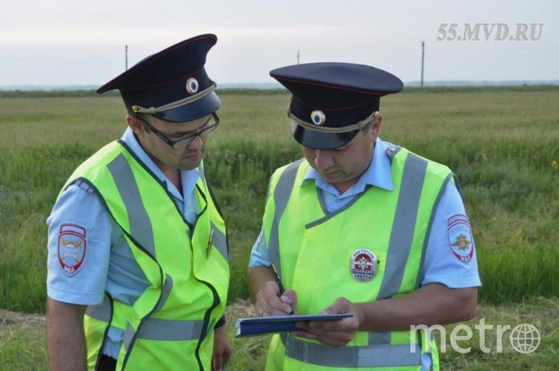 ГУВД Омской области.
