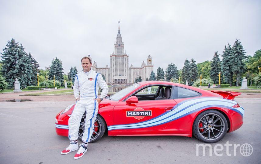 предоставлено Martini Racing.