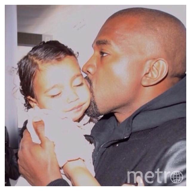 Instagram @kimkardashian.