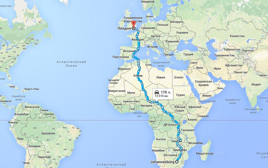скриншот/ google.ru/maps.