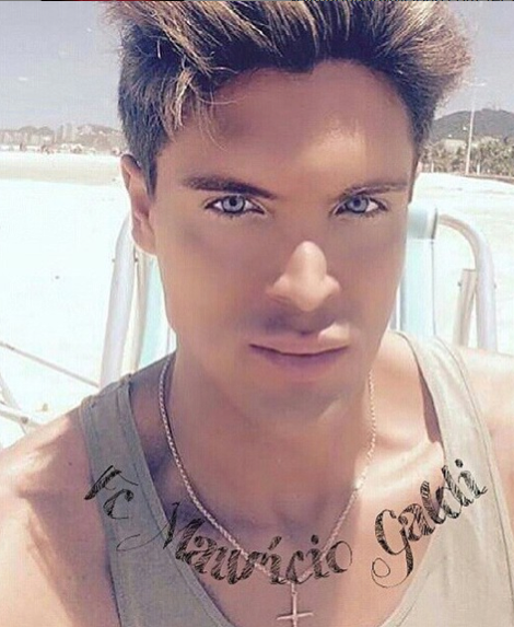 Instagram @mauricio_galdi.