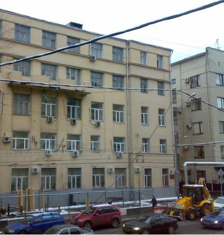 Суд Савёловского суда.