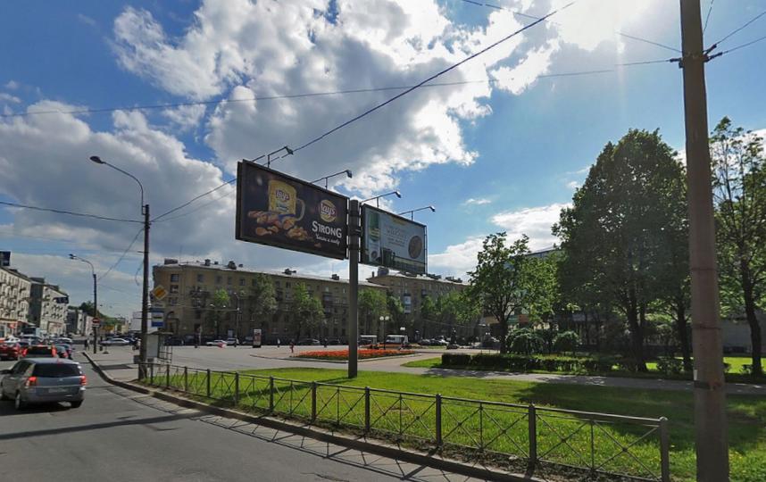 "Скриншот ""Яндекс. Панорам""."