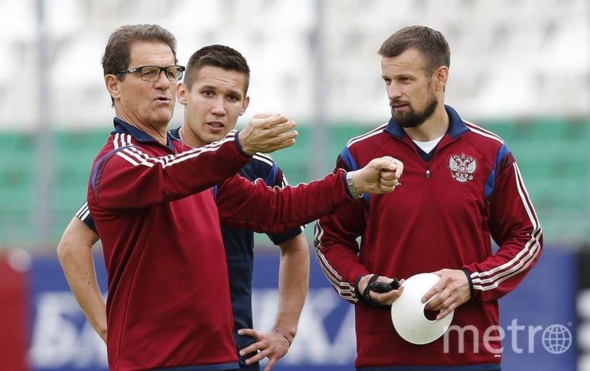 Все фото: Росийский футбольный союз.