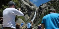 Калифорнийская засуха добралась до заповедника Йосемити