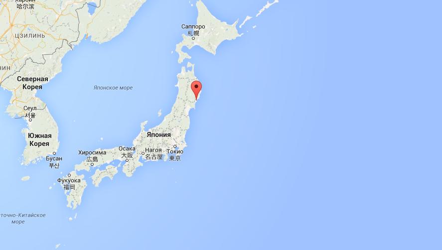 скриншот Google.maps.
