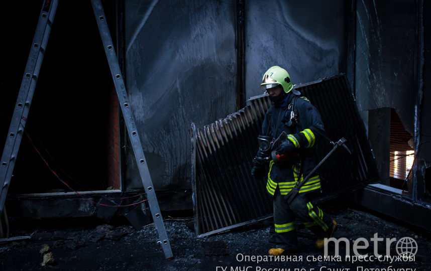 все - ГУ МЧС России по Санкт-Петербургу.